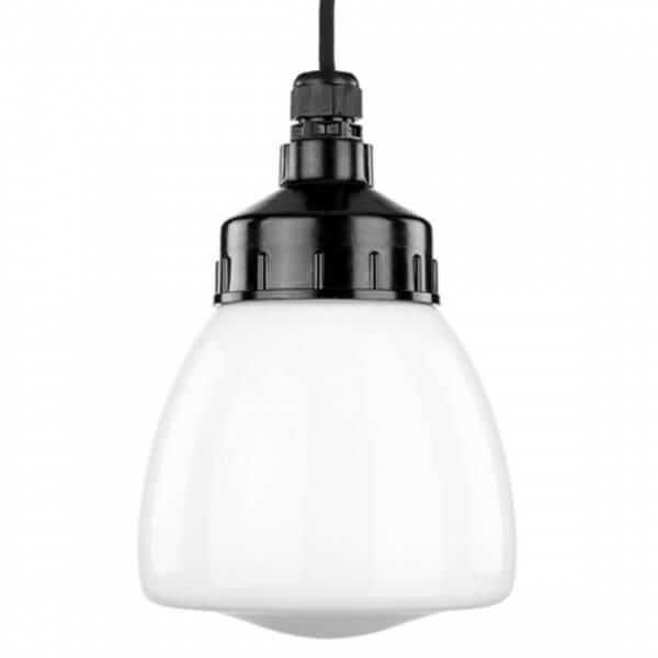 100852 Gebogen Kegel Hanglamp