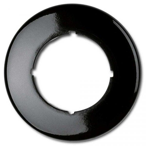 173063 Afdekraam rond zwart bakeliet