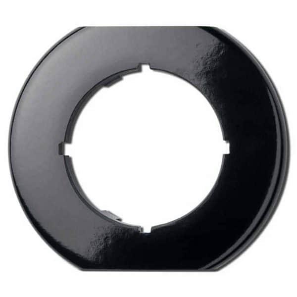 173093 Afdekraam rond middenstuk zwart bakeliet